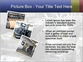 Offset Machine PowerPoint Templates - Slide 17