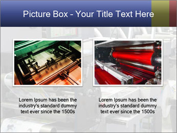 Offset Machine PowerPoint Templates - Slide 18