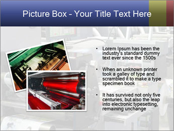 Offset Machine PowerPoint Templates - Slide 20