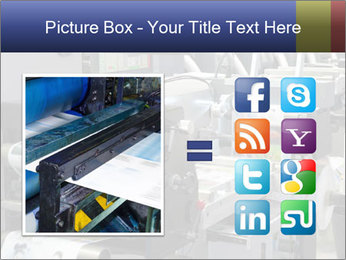 Offset Machine PowerPoint Templates - Slide 21