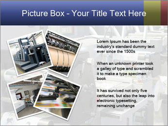 Offset Machine PowerPoint Templates - Slide 23