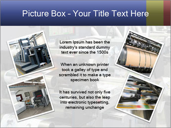 Offset Machine PowerPoint Templates - Slide 24