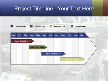 Offset Machine PowerPoint Templates - Slide 25