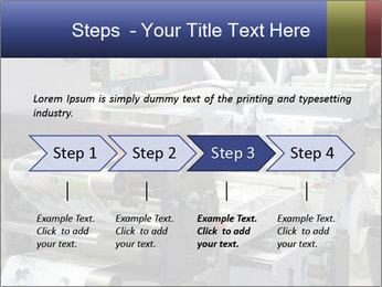 Offset Machine PowerPoint Templates - Slide 4
