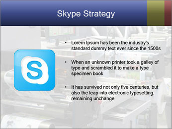 Offset Machine PowerPoint Templates - Slide 8