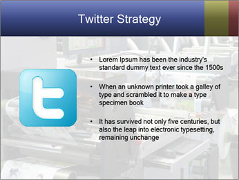 Offset Machine PowerPoint Templates - Slide 9