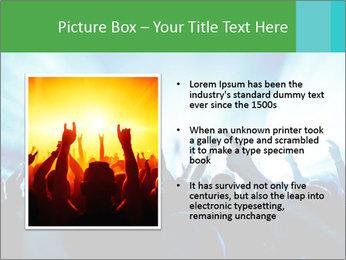 Fun Disco Club PowerPoint Template - Slide 13