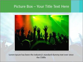Fun Disco Club PowerPoint Template - Slide 15