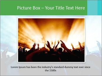 Fun Disco Club PowerPoint Template - Slide 16