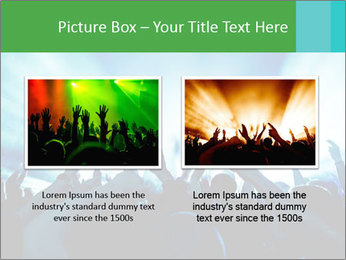 Fun Disco Club PowerPoint Template - Slide 18