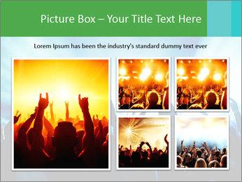 Fun Disco Club PowerPoint Template - Slide 19