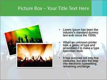 Fun Disco Club PowerPoint Template - Slide 20