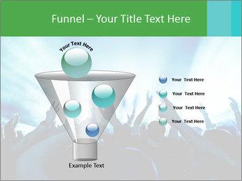 Fun Disco Club PowerPoint Template - Slide 63