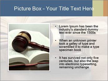 Law Concept PowerPoint Template - Slide 13