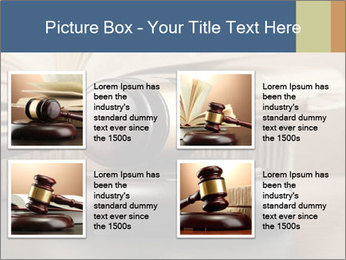Law Concept PowerPoint Template - Slide 14