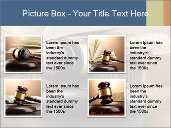 Law Concept PowerPoint Templates - Slide 14