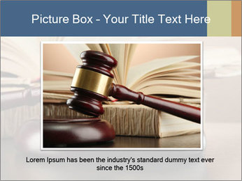 Law Concept PowerPoint Template - Slide 15