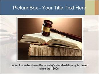 Law Concept PowerPoint Templates - Slide 16