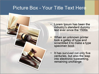 Law Concept PowerPoint Template - Slide 17