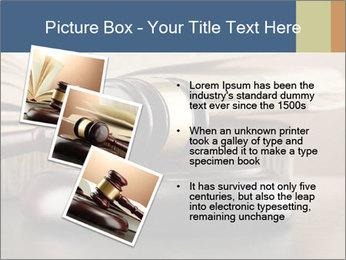 Law Concept PowerPoint Templates - Slide 17