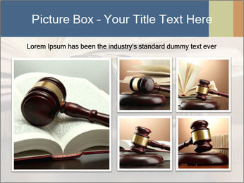 Law Concept PowerPoint Templates - Slide 19