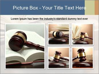 Law Concept PowerPoint Templates - Slide 19