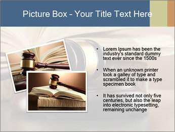 Law Concept PowerPoint Template - Slide 20