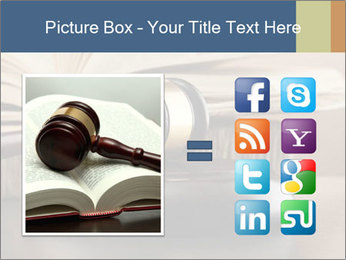 Law Concept PowerPoint Templates - Slide 21