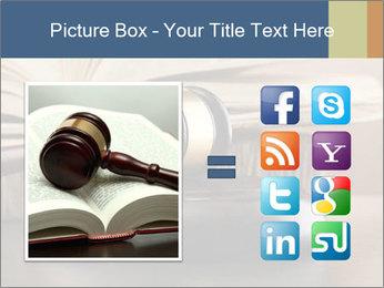 Law Concept PowerPoint Templates - Slide 21