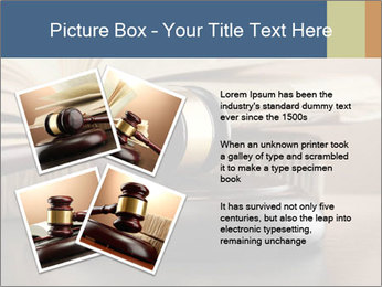 Law Concept PowerPoint Template - Slide 23