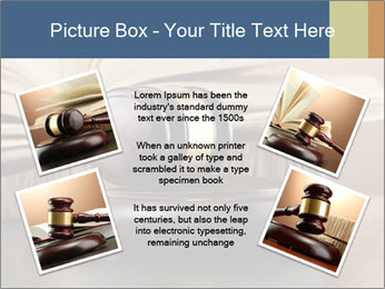 Law Concept PowerPoint Templates - Slide 24
