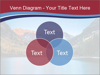 Sunrise at Maroon Bells PowerPoint Template - Slide 33