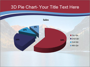 Sunrise at Maroon Bells PowerPoint Template - Slide 35
