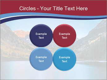 Sunrise at Maroon Bells PowerPoint Template - Slide 38