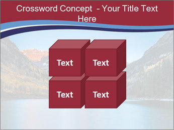 Sunrise at Maroon Bells PowerPoint Template - Slide 39