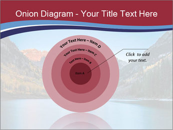 Sunrise at Maroon Bells PowerPoint Template - Slide 61
