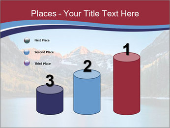 Sunrise at Maroon Bells PowerPoint Template - Slide 65