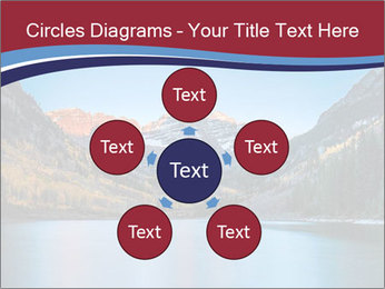 Sunrise at Maroon Bells PowerPoint Template - Slide 78