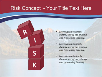 Sunrise at Maroon Bells PowerPoint Template - Slide 81
