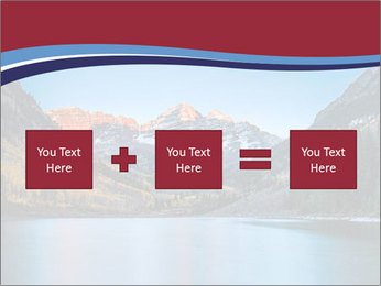 Sunrise at Maroon Bells PowerPoint Template - Slide 95