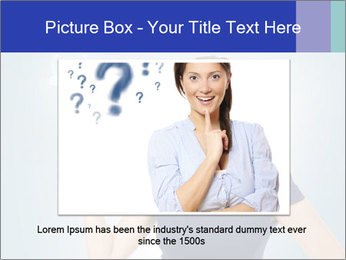 Happy woman PowerPoint Templates - Slide 16