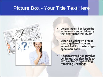 Happy woman PowerPoint Templates - Slide 20