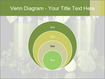 Three kinds of green juice PowerPoint Template - Slide 34
