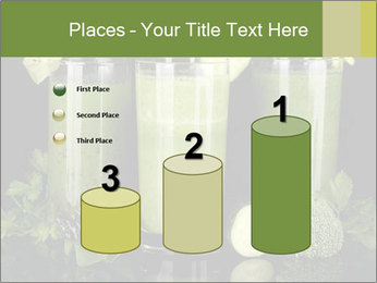 Three kinds of green juice PowerPoint Template - Slide 65