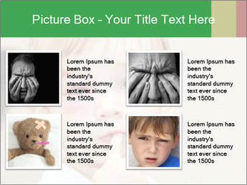 Little boy dangerous PowerPoint Template - Slide 14