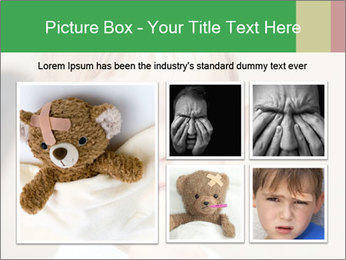 Little boy dangerous PowerPoint Template - Slide 19