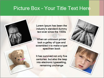 Little boy dangerous PowerPoint Template - Slide 24