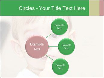 Little boy dangerous PowerPoint Template - Slide 79