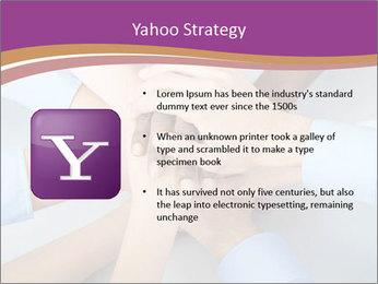 International business team PowerPoint Template - Slide 11