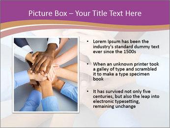 International business team PowerPoint Template - Slide 13